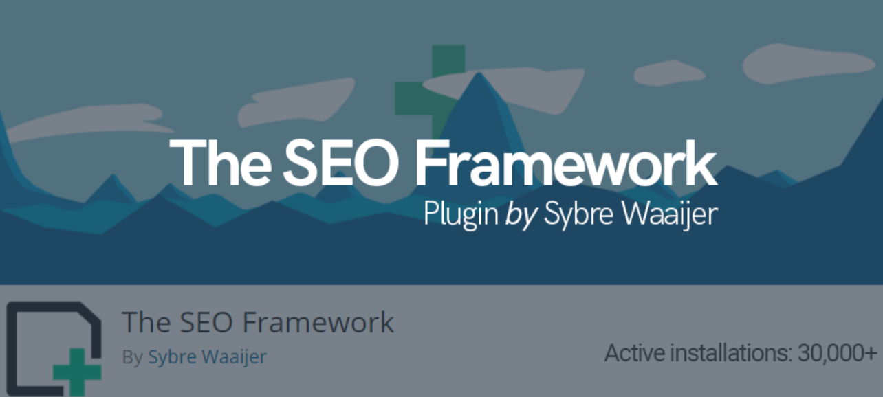 seo framework plugin wordpress